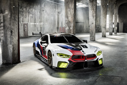 BMW M8 GTE tanıtımı