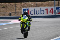 #81 Z Racing, Ducati: Mickael Giron, Lionel Ancelin, Gregory Monaya