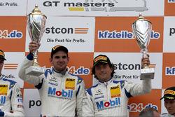 Podium: 1. #21 Mercedes-AMG Team Zakspeed, Mercedes-AMG GT3: Luca Stolz, Luca Ludwig