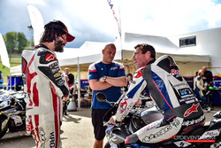 Keanu Reeves e Troy Corser