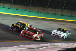 Ryan Reed, Roush Fenway Racing Ford, Brendan Gaughan, Richard Childress Racing Chevrolet