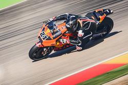 KTM Aragon testi