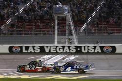 Бен Родес, ThorSport Racing Toyota, Кристофер Белл, Kyle Busch Motorsports Toyota