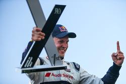 Le vainqueur Mattias Ekström, EKS RX Audi S1