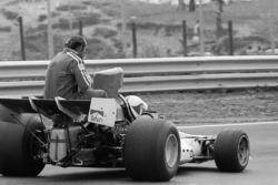 Клей Регаццони, BRM P160E, Майк Хейлвуд, Surtees