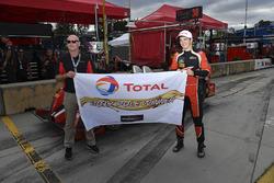 PC ganador de la pole James French, Performance Tech Motorsports