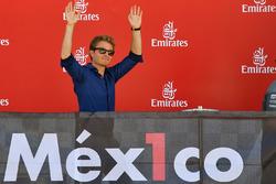 Nico Rosberg, Mercedes-Benz Ambassador