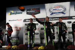 Winners Scott Sharp, Ryan Dalziel, Brendon Hartley, Tequila Patrón ESM