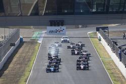 Alessio Lorandi, Jenzer Motorsport líder al inicio