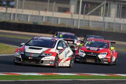Роберто Кольчиаго, M1RA, Honda Civic TCR