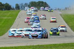 Michell Bonnin, Hyundai Mobil Motorsport lídera el grupo