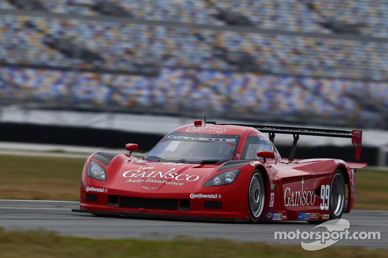 #99 GAINSCO/Bob Stallings Racing Chevrolet Corvette DP: Jon Fogarty, Alex Gurney, Memo Gidley, Darren Law