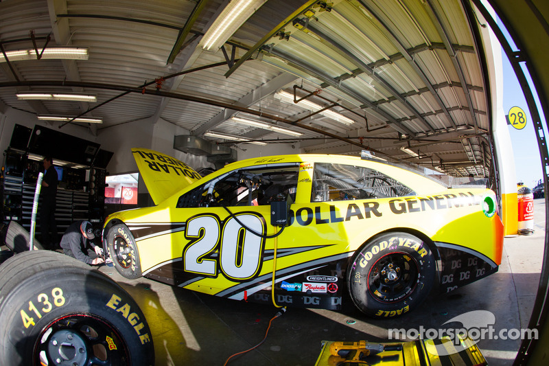 De auto van Matt Kenseth, Joe Gibbs Racing Toyota