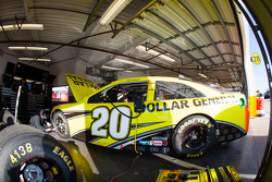 Car of Matt Kenseth, Joe Gibbs Racing Toyota