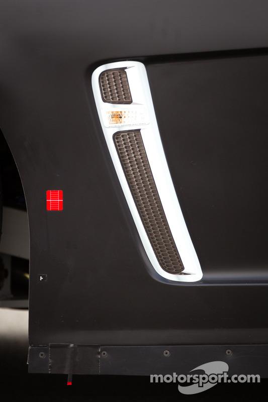 Chevrolet; detalhes de carroceria