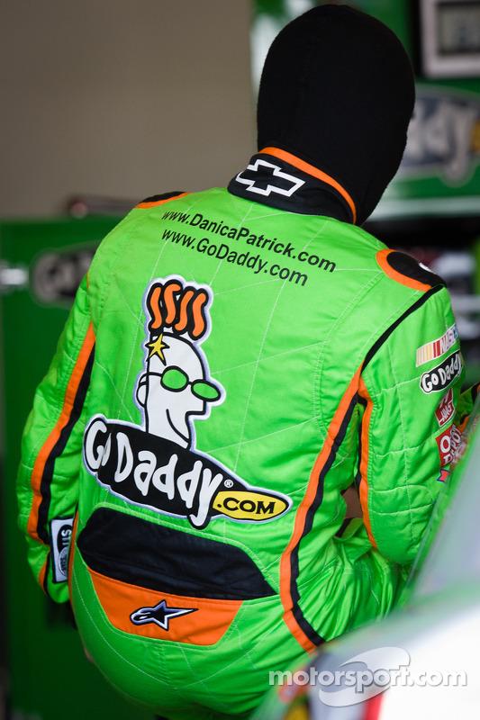 Danica Patrick, Stewart Haas Chevrolet Racing