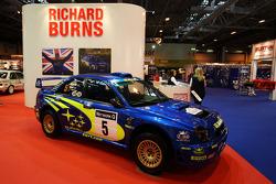Motorsport News Richard Burns Rali Especial com seu Subaru Impreza