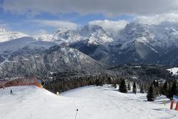 Las encantadoras montañas de Trentino