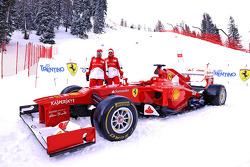 Fernando Alonso y Felipe Massa, Scuderia Ferrari