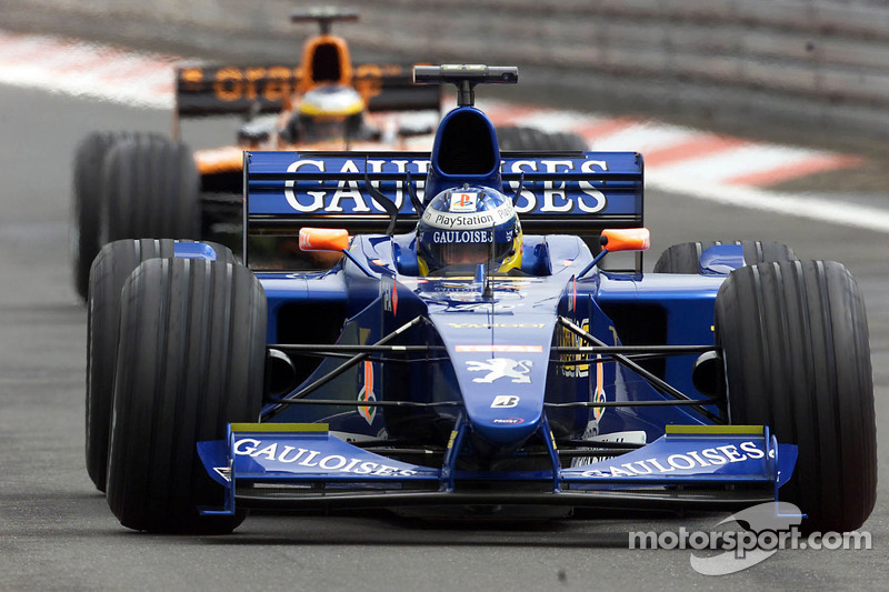 Peugeot: 1998 - 2000 Prost