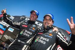#313 BMW: Orlando Terranova en Paulo Fiuza