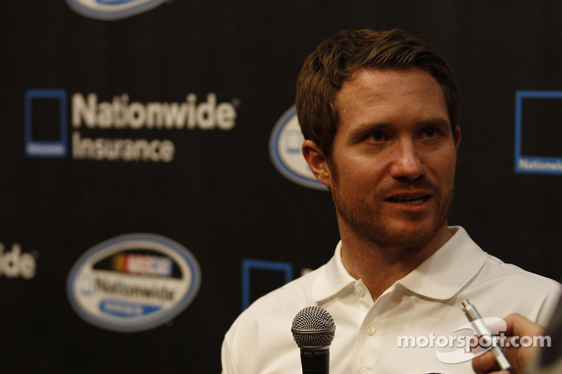 Brian Vickers, Joe Gibbs Racing