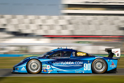 #90 Spirit Of Daytona Corvette DP: Antonio Garcia, Richard Westbrook, Oliver Gavin, Ricky Taylor