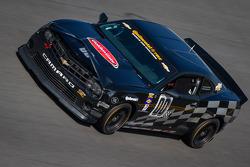 #00 CKS Autosport Camaro GS.R: Ashley McCalmont, Bob Michaelian
