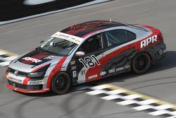 #181 APR Motorsport Volkswagen Jetta: Diego Duez, Aleks Altberg