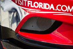 Intake duct on the Mazdaspeed Speedsource Mazda6 GX