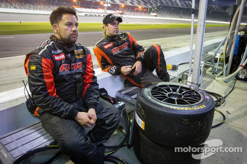 APR Motorsport teamleden