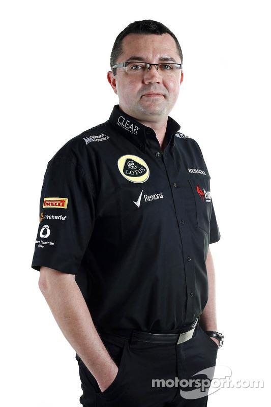 Eric Boullier, Teamchef