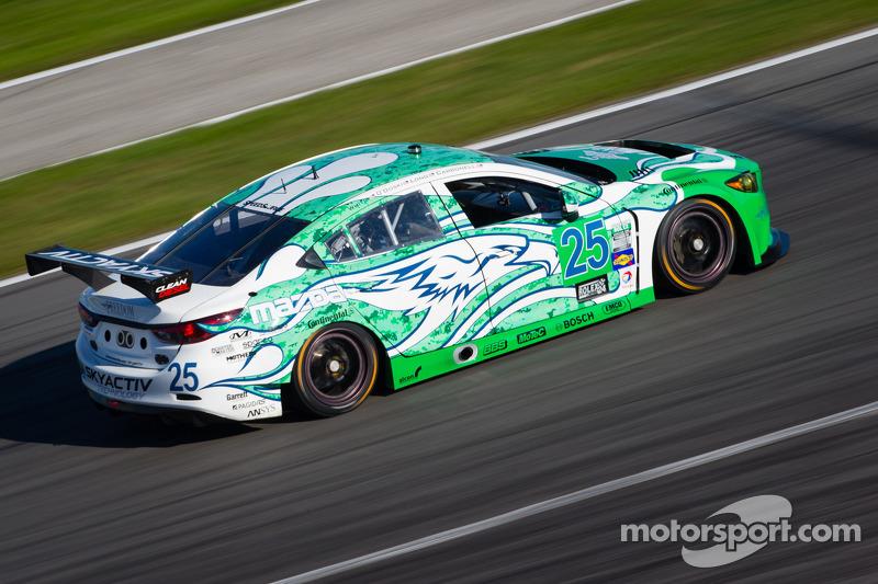 #25 Freedom Autosport Speedsource Mazda6 GX: Andrew Carbonell, Tom Long, Rhett O'Doski, Derek Whitis