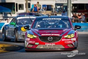 #70 Mazdaspeed Speedsource Mazda6 GX: Sylvain Tremblay