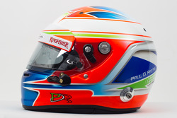 The, kask, Paul di Resta, Sahara Force India F1 Team