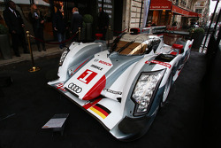 The 2012 Le Mans winning Audi R18