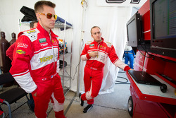Toni Vilander and Jeff Segal
