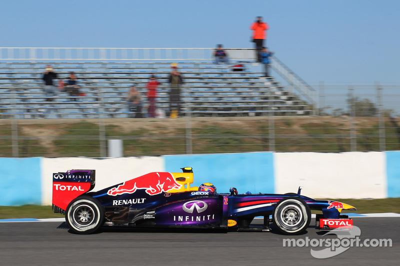El Red Bull Racing RB9 2013