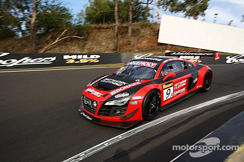 #9 Mark Eddy Audi R8 LMS Ultra: Mark Eddy, Marc Cini, Dean Grant, Christopher Mies