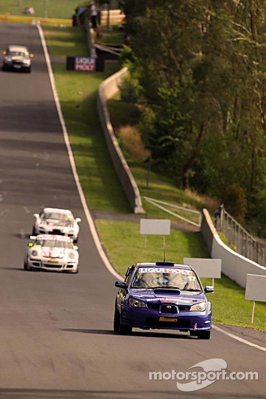 #7 Maximum Motorsport Subaru Impreza WRX STi: Dean Herridge, John O'Dowd, Angus Kennard