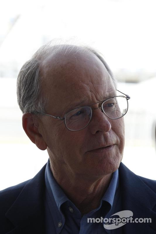 James C. France, NASCARVice empresário/Vice Presidente Executivo