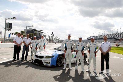 BMW Z4 GTE unveiling
