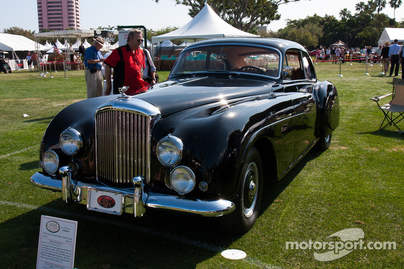 1953 Bentley Continental Mulliner Fastback Coupe