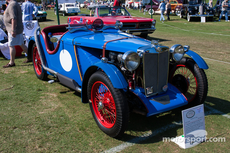 1946 MG TC S-Type