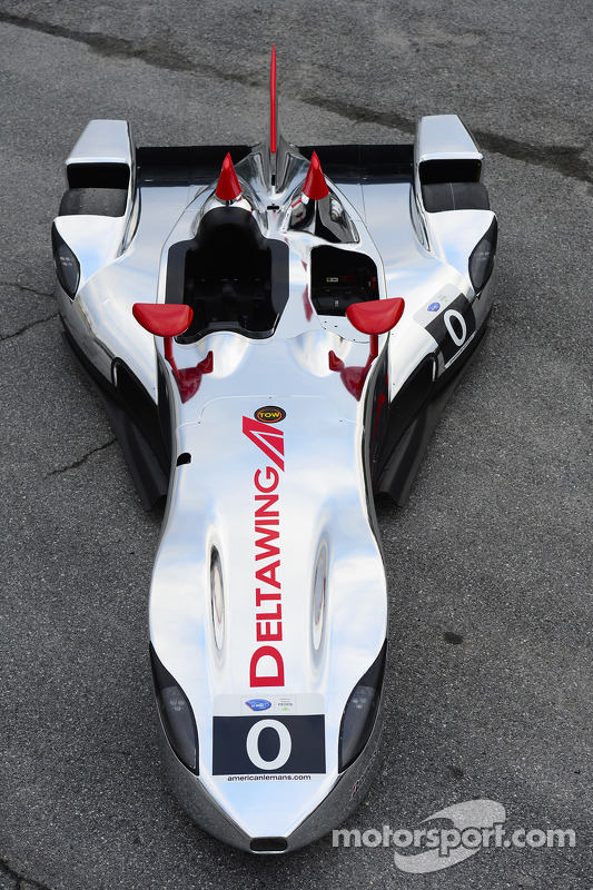 DeltaWing livery onthulling