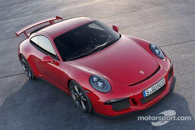 De nieuwe Porsche 911 GT3
