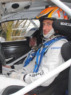 Мэттью Уилсон и Крис Паттерсон. Тесты Ford Fiesta R5, тесты.
