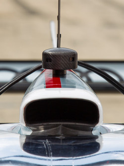 #2 Audi Sport Team Joest Audi R18 e-tron quattro detail