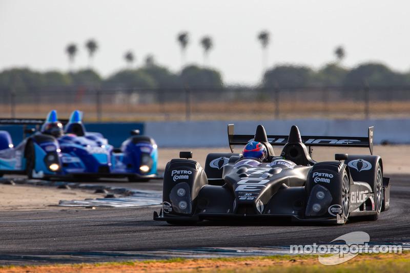#7 BAR 1 Motorsports Oreca FLM09 Oreca: Rusty Mitchell, Chapman Ducote, Tomy Drissi