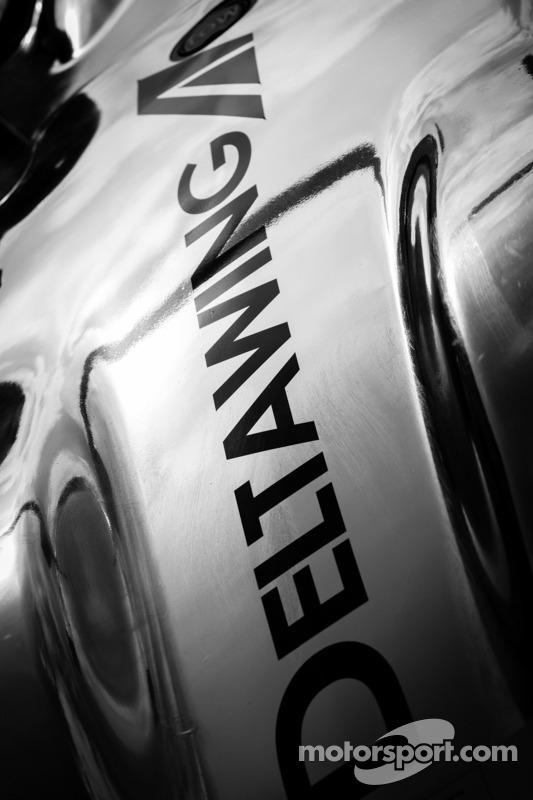 #0 DeltaWing Racing Cars DeltaWing LM12 Elan: detalhe